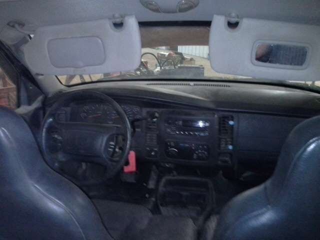 2002 Dodge Durango Sunvisor Lh Driver Left Gray Ebay