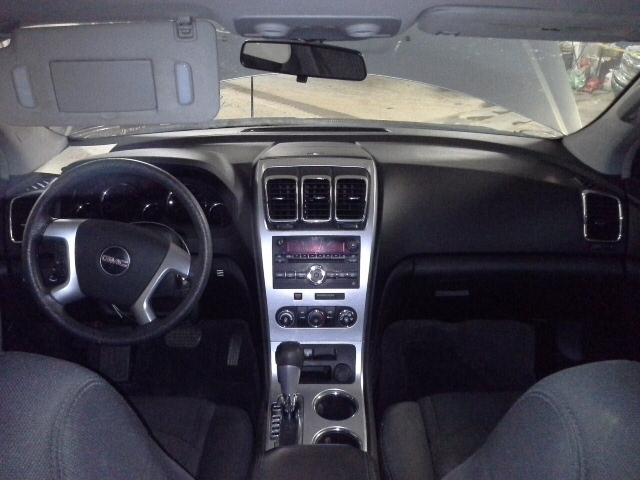 2008 gmc acadia interior. part image 2008 gmc acadia interior