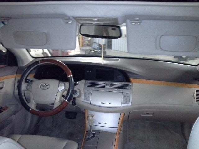 2006 Toyota Avalon Fuse Panel Block