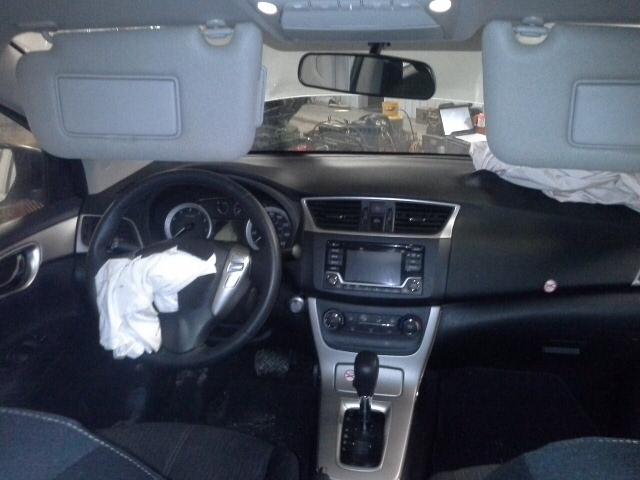 La Foto Se Está Cargando 2015 Pulgadas Espejo Retrovisor Interior Nissan  Sentra