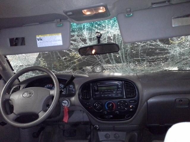 2005 Toyota Tundra Interior Rear View Mirror Ebay