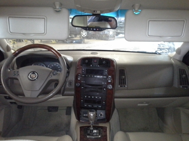 Image Is Loading 2007 Cadillac CTS INTERIOR REAR VIEW MIRROR COMPASS