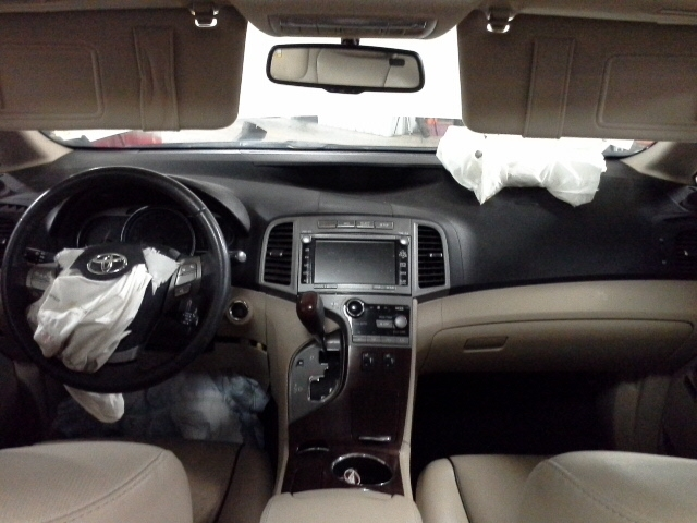 Image Is Loading 2009 Toyota Venza INTERIOR REAR VIEW MIRROR COMPASS