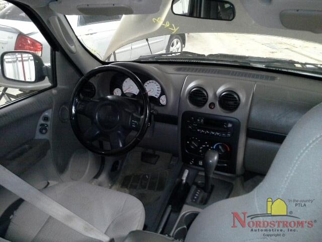 Superb La Foto Se Está Cargando 2002 Jeep Liberty Espejo Retrovisor Interior