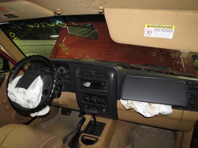 1998 jeep cherokee front door window regulator manual 2dr for 1998 jeep cherokee window regulator