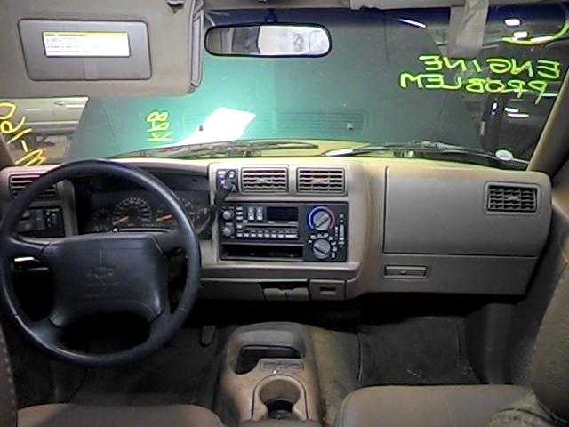 Find 1996 Chevy S10 Blazer Interior
