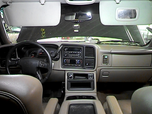 2005 chevy silverado 1500 pickup fuse panel block ebay. Black Bedroom Furniture Sets. Home Design Ideas