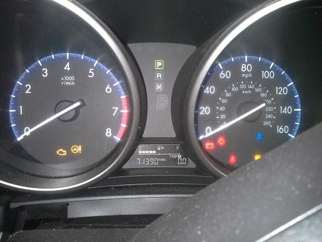 Used 2012 Mazda 3 Interior Rear View Mirror For Sale
