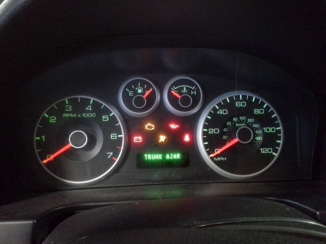 2007    Ford       Fusion       SPEEDOMETER    INSTRUMENT CLUSTER    GAUGES      eBay