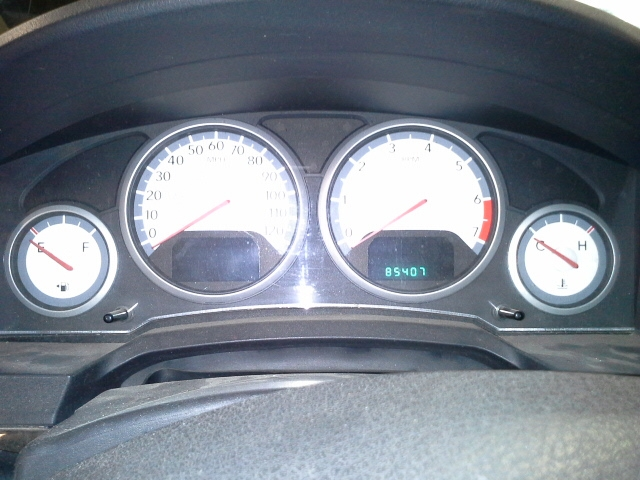 Ch on Dodge Caravan Spare Tire Remove