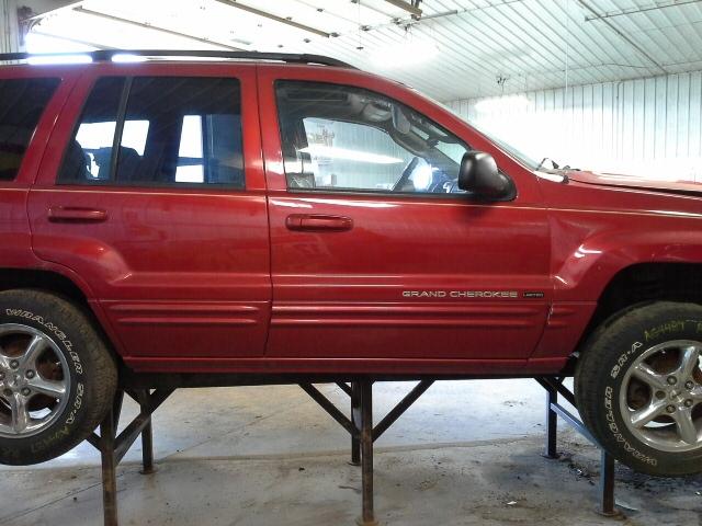 2002 Jeep Grand Cherokee Steering Column Ebay