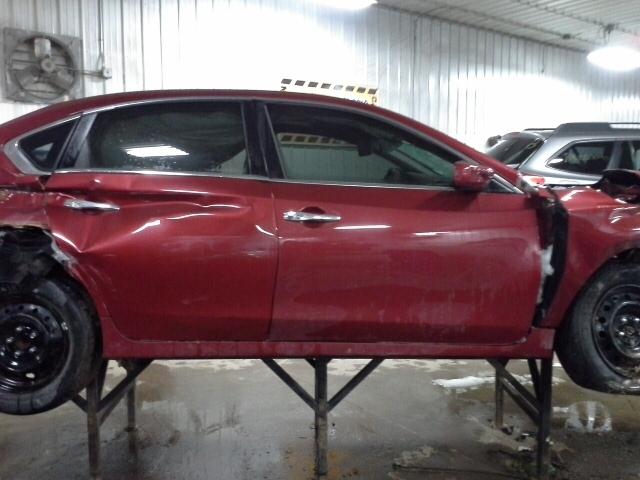 2013 Nissan Altima Interior Rear View Mirror