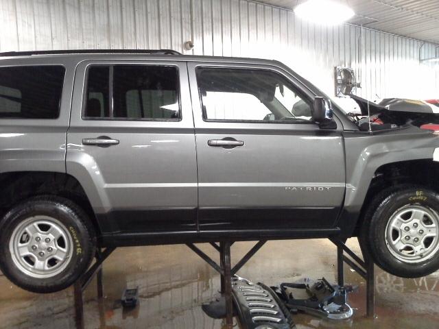 2012 Jeep Patriot Interior Rear View Mirror Ebay