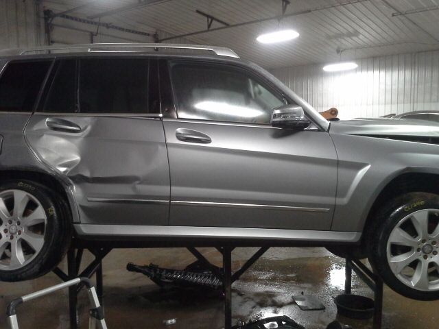 2011 mercedes benz glk350 rear hub wheel bearing ebay for Mercedes benz accessories glk350