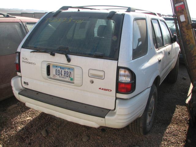 2001 Isuzu Rodeo Power Steering Pump Ebay