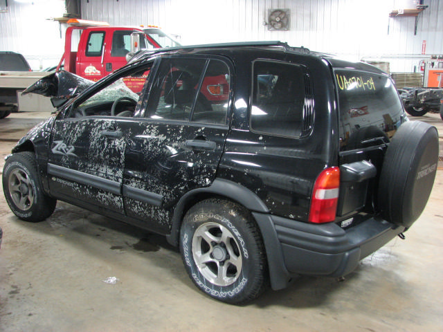 2004 chevy tracker automatic transmission 4x4 ebay. Black Bedroom Furniture Sets. Home Design Ideas