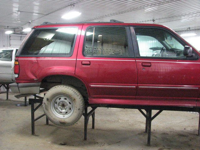 1996 ford explorer torsion bar lh ebay. Black Bedroom Furniture Sets. Home Design Ideas