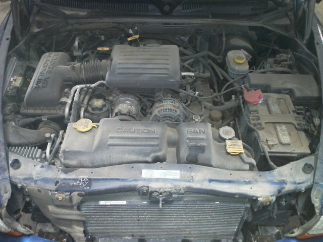 2001 Dodge Durango Rear A C Heater Blower Motor