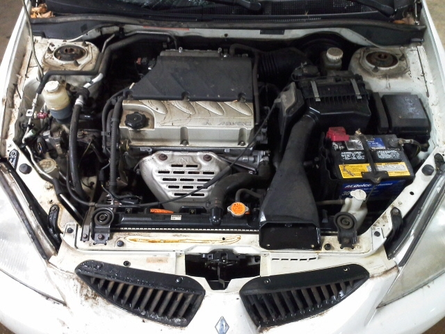 2004 Mitsubishi Lancer Automatic Transmission