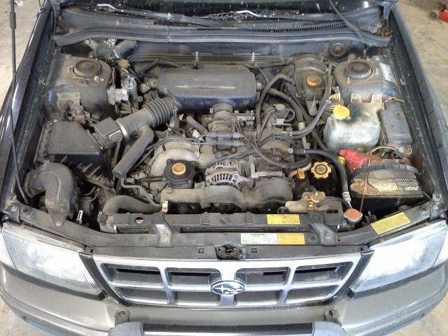 1998 Subaru Forester A  C Heater Blower Motor