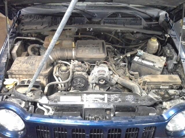 2002 jeep liberty engine motor vin k 3 7l. Black Bedroom Furniture Sets. Home Design Ideas