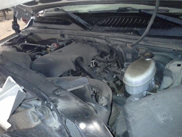 2003 Chevy Tahoe Rear A  C Heater Blower Motor