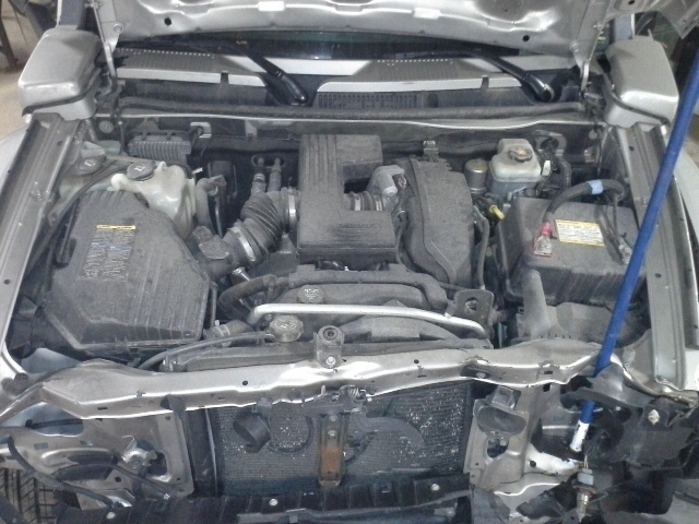 2006 hummer h3 engine motor vin 6 3 5l part 89017833 njt. Black Bedroom Furniture Sets. Home Design Ideas