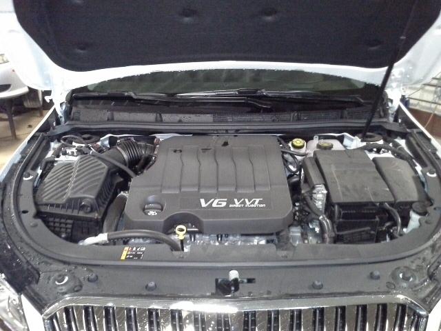 2016 Buick Lacrosse Engine Motor Vin 3 3 6l