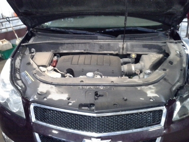 2010 chevy traverse automatic transmission fwd ebay. Black Bedroom Furniture Sets. Home Design Ideas