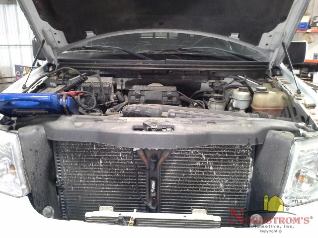 2004 Ford F150 Pickup FUSE PANEL BLOCK