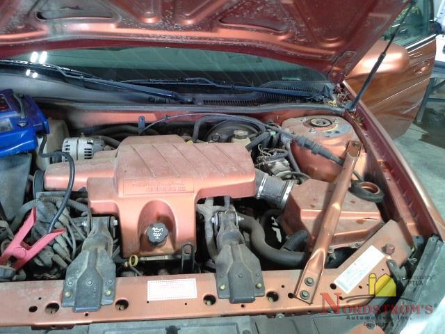 2004 Pontiac Grand Prix Engine Wiring Harness