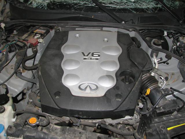 2005 Infiniti G35 Engine Motor Vin Ac 35l Ebayrhebay: 2007 G35 Infiniti Starter Location At Taesk.com