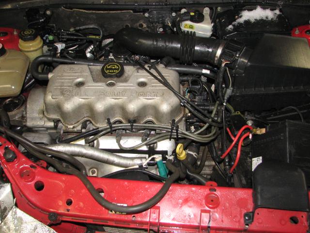 2001 ford focus starter motor 84916 miles 1953358 ebay for Motor for 2001 ford focus