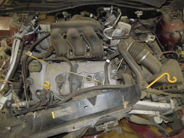 2006 Ford Fusion Starter Motor Ebayrhebay: 2006 Mercury Milan Starter Location At Cicentre.net