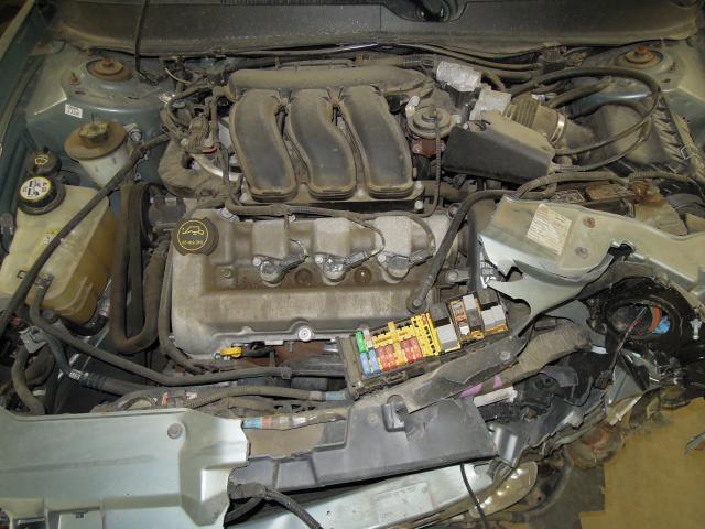 2005 mercury sable engine motor vin s 3 0l dohc ebay. Black Bedroom Furniture Sets. Home Design Ideas