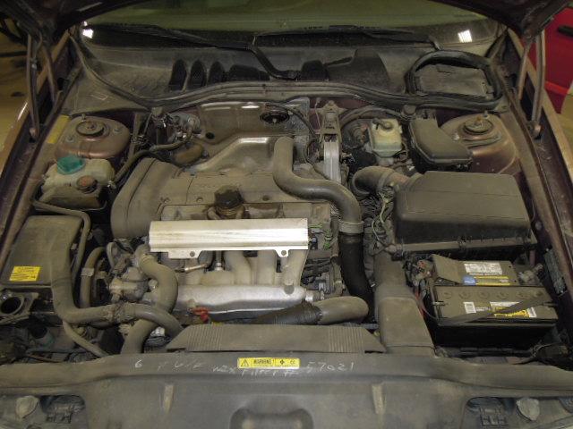 1999 Volvo V70 Engine Motor Vin 56 2 4l