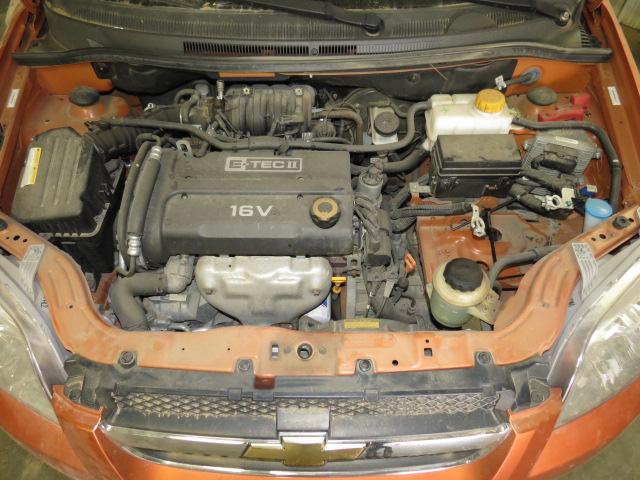 2008 Chevy Aveo Starter Motor Ebay