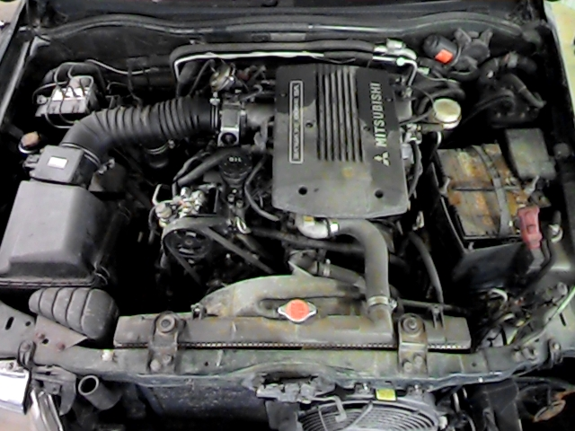 2000 Mitsubishi Montero Sport ABS ANTI-LOCK BRAKE PUMP | eBay