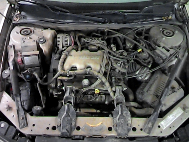 2004 Chevy Impala Fuse Panel Block 2666818