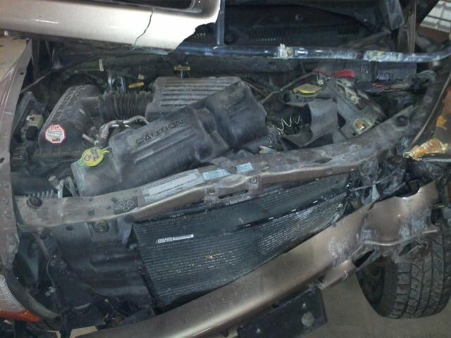 2001 Dodge Durango Rear A C Heater Blower Motor Ebay