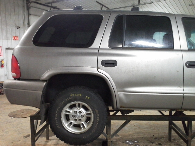 1999 Dodge Durango Front Drive Shaft At