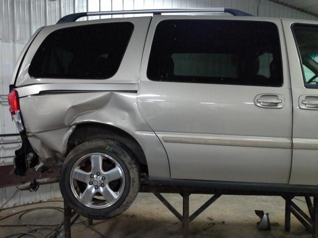 2007 Chevy Uplander Fuse Panel Block