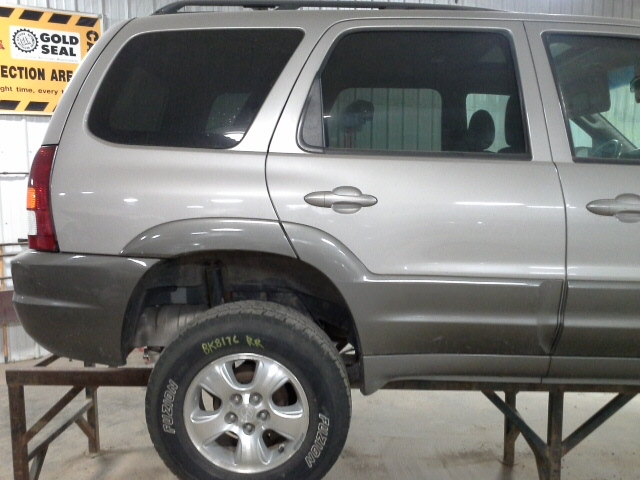 2002 mazda tribute rear lower locating arm right ebay. Black Bedroom Furniture Sets. Home Design Ideas
