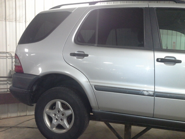1998 mercedes benz ml320 rear axle differential awd ebay for 1998 mercedes benz ml320 parts