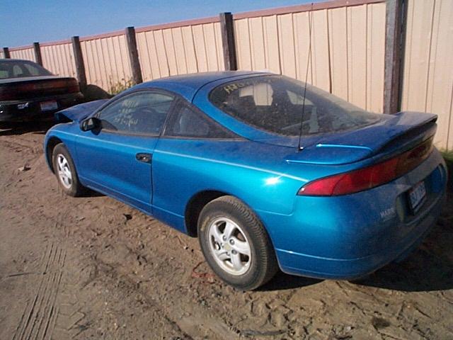 1995 Mitsubishi Eclipse Wheel Rim 14x5 248930
