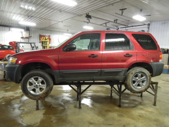 2005 Ford Escape Spare Tire Wheel Carrier