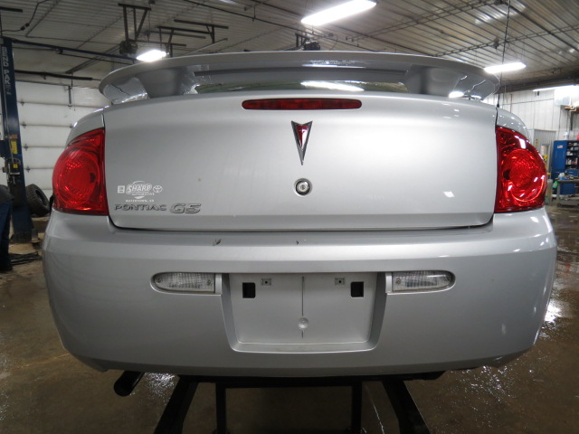 2007 Pontiac G5 Fuse Panel Block 2535647