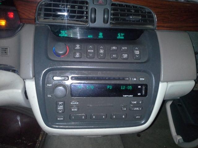 2005 Cadillac Deville Speedometer Instrument Cluster