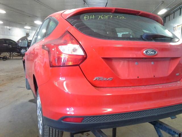 2012 Ford Focus Rear Door Left Ebay