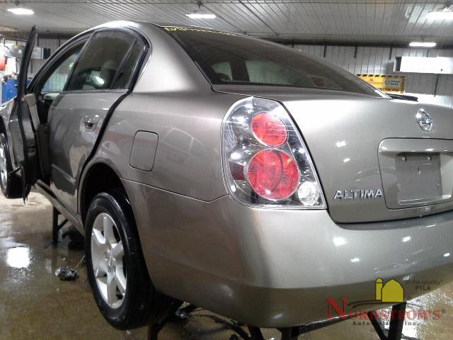 2005 Nissan Altima Spare Tire Location Wiring Diagrams